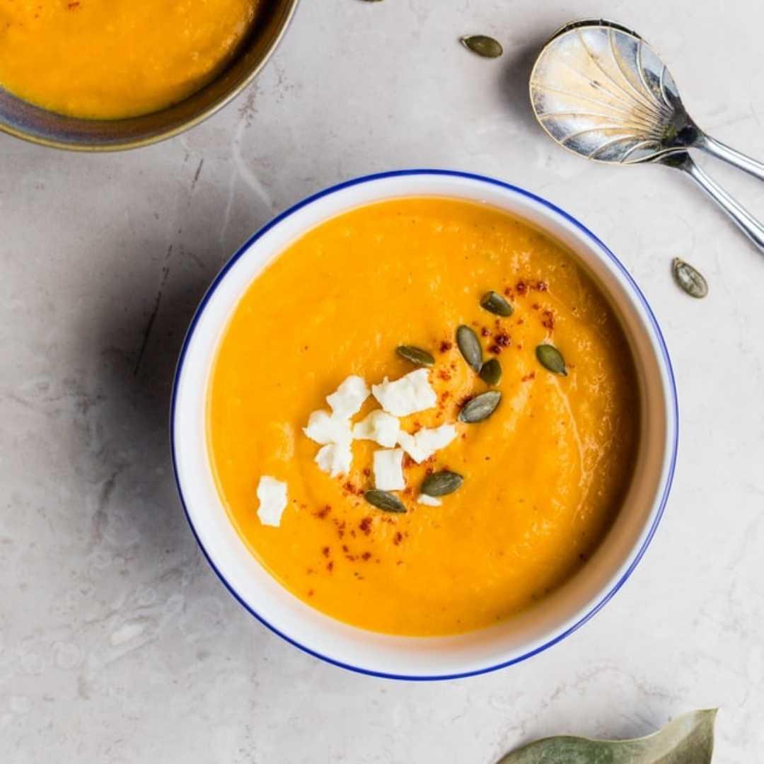 Fall is Soup Season