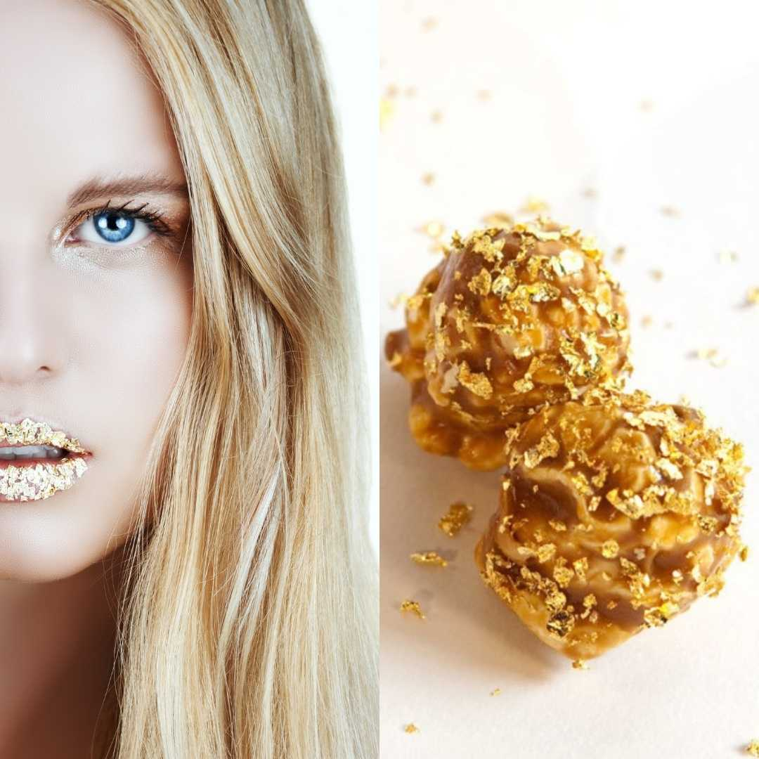 Gold Popcorn (2)